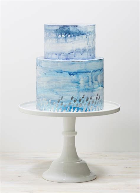 Silver Linings Wedding Cake   Whipped Bakeshop