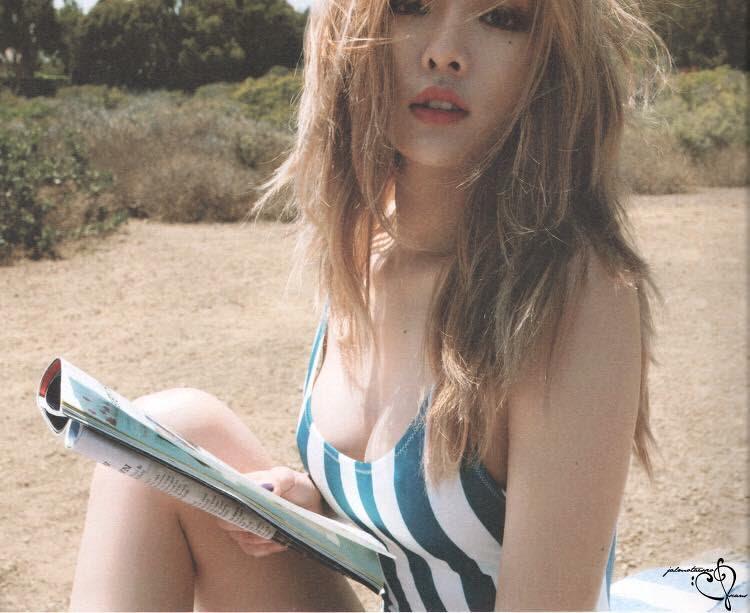 HyunA sexy 10