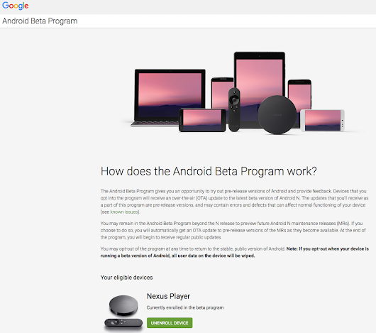How to Signup for Android Beta Program? • vlogg.com