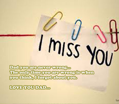 Dad I Miss You Free Miss You Ecards Greeting Cards 123 Greetings