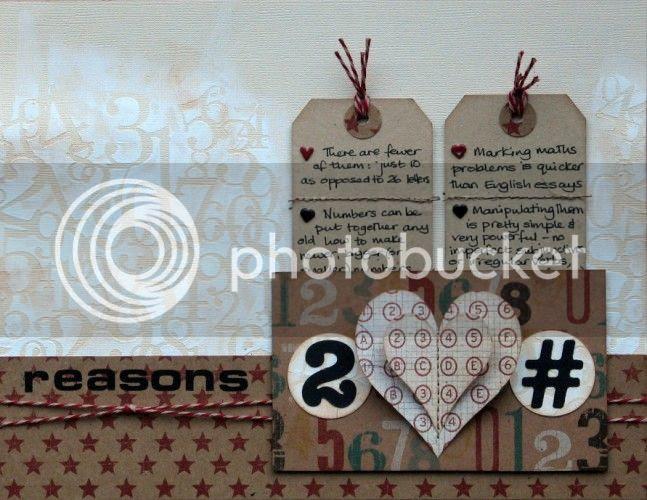 Layout - Reasons to ♥ # - Jimjams