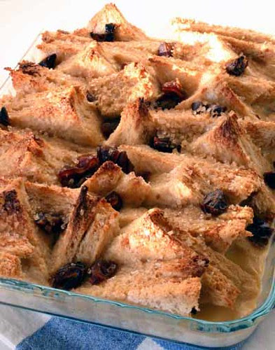 Brown Bread and Butter Pudding