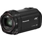 Panasonic HC-VX870 18.91 MP Ultra HD Camcorder - 4K - Black