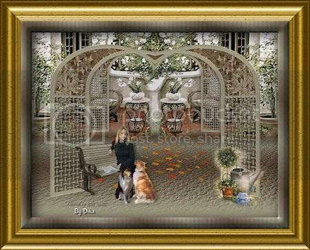 En el jardín de mis amores by Adrimar
