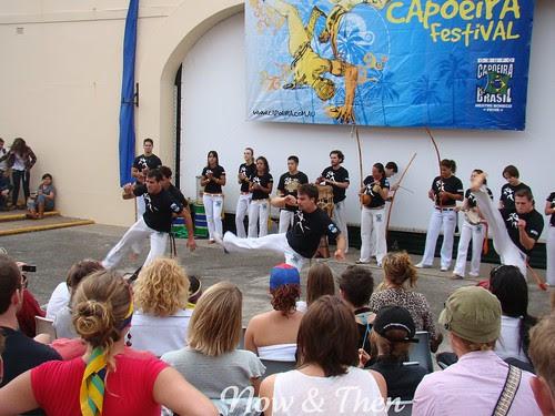 Capoeira Brasil: Capoeira