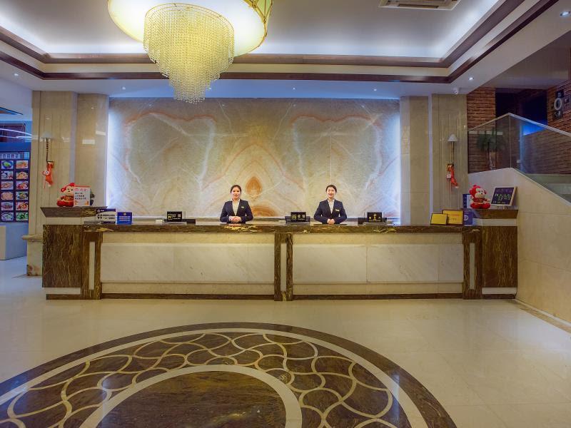Review Huangshan Cheng Jin Hotel