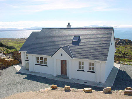 Crohy Cottage | Self Catering Holiday Cottage, Falmore, Dungloe, Co. Donegal