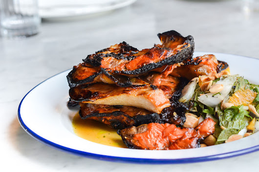 New School of Salmon: Extraordinary Salmon Dishes to Try Now