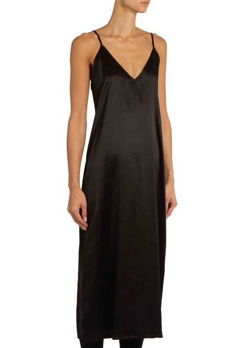 The Black Slip Dress You Can Wear to Any Wedding