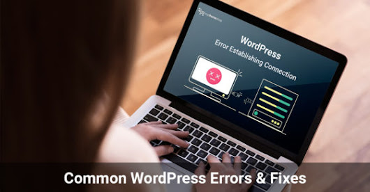 20+ Common WordPress Errors & Fixes (Videos) @MyThemeShop