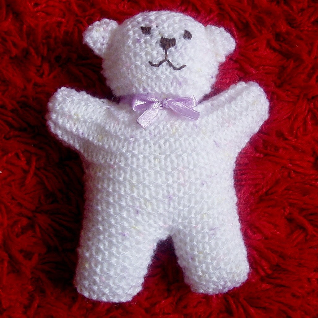 EtsyBABY Baby Shower GAME PRIZE - Baby Bear