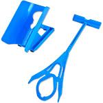 Easy On & Off Sock Sliding Helper Aid - Shoe Horn Dressing Assistance