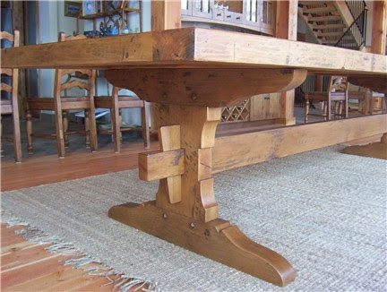 Bench Wood This Week Free Plans For A Kitchen Table