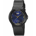 Casio Men's Classic MQ76-2A Blue Resin Quartz Fashion Watch
