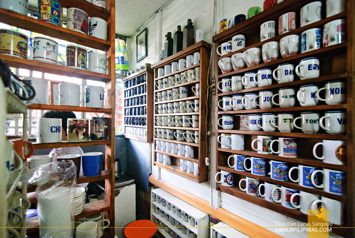 Personalized Mugs at Madge Café in Iloilo City
