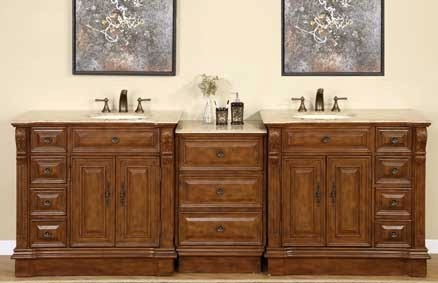Bathroom Vanities | Single & Double Bathroom Vanity Cabinets