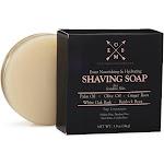 Era Organics Premium Shaving Soap Bar – Sulfate Free, Natural & Organic Shave Soap for Men with Dry, Sensitive Skin