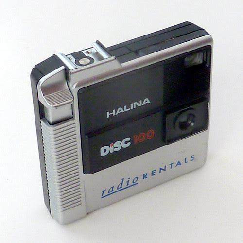 Halina Disc 100 by pho-Tony