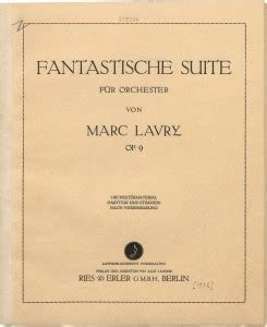 Symphonic Orchestra   3/3   The Marc Lavry Heritage Society