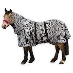 Loveson Zebra Fly Rug 84