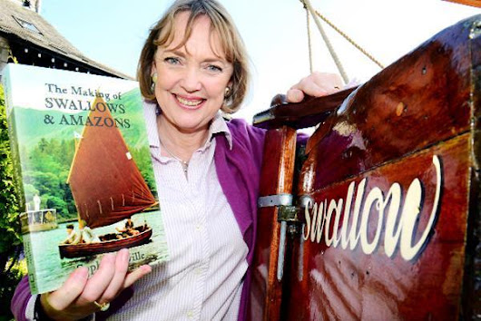 'Titty' to release new version of Swallows and Amazons memoirs
