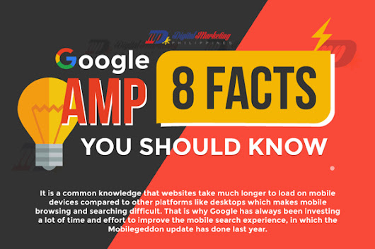 Google AMP- 8 Facts You Should Know (Infographic)