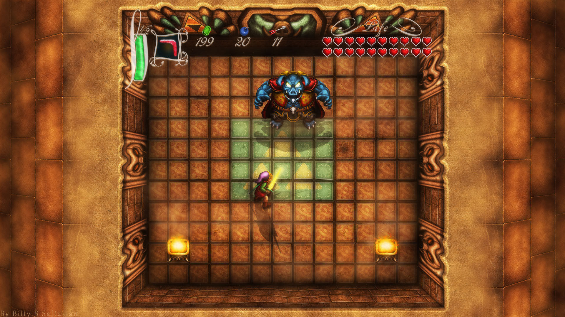 A Link To The Past The Legend Of Zelda Wallpaper 39723363 Fanpop