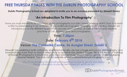 DPS Thursday Talk - 'An Introduction To Film Photography'