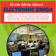 Bingo Halls in Killeen, Copperas Cove, Bryan TX | Know More About Electronic Bingo