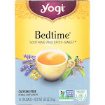 Yogi Bedtime, Caffeine Free, Tea Bags - 16 bags, .85 oz