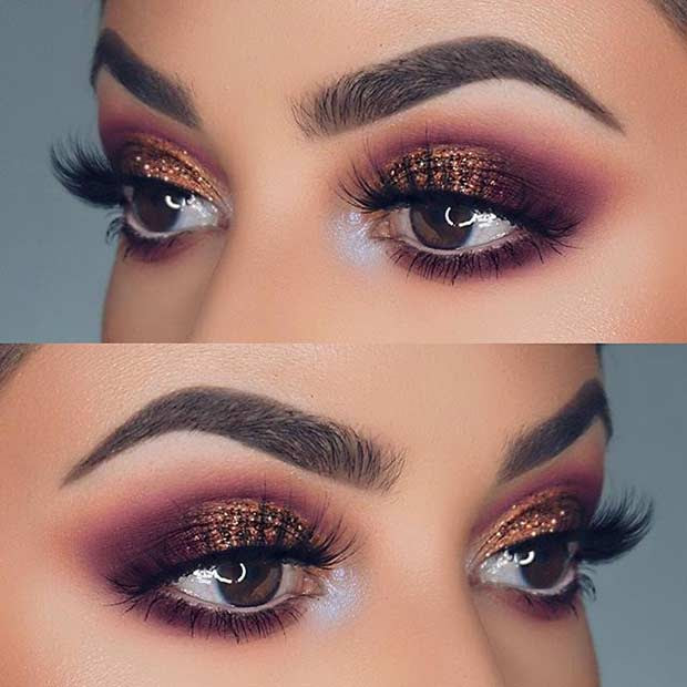Beautiful Makeup Ideas for Prom