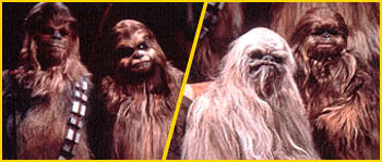 Family of a Wookiee