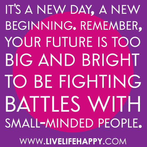 Its A New Day A New Beginning Live Life Happy