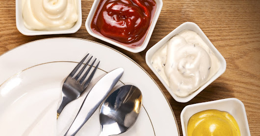Make Your Own Ketchup, Mayo, and Mustard