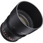 Rokinon Telephoto Lens for Nikon F - 85mm - T/1.5