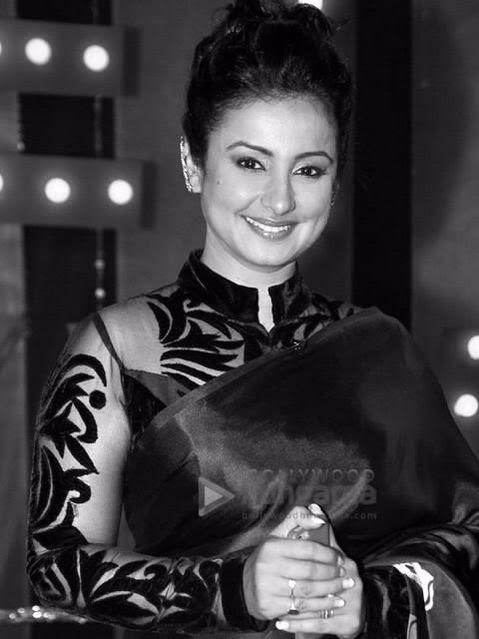 Divya Dutta Black & White Photos