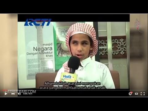 [Video] Iman Seorang Anak Buta - Antara Mata & Syurga