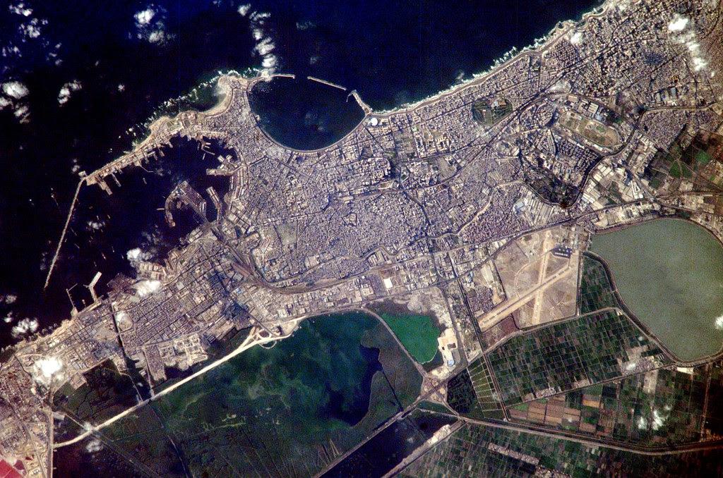 Archive Alexandria Egypt Nasa International Space Stat