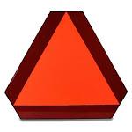 SMV Industries 2P CH Slow Moving Vehicle Emblem