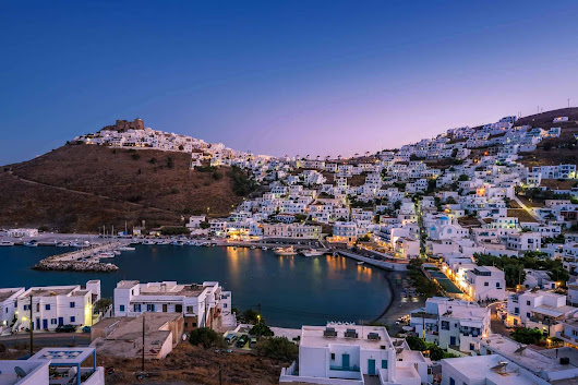 Astypalaia, a Greek island that steals your heart · Greek City Times