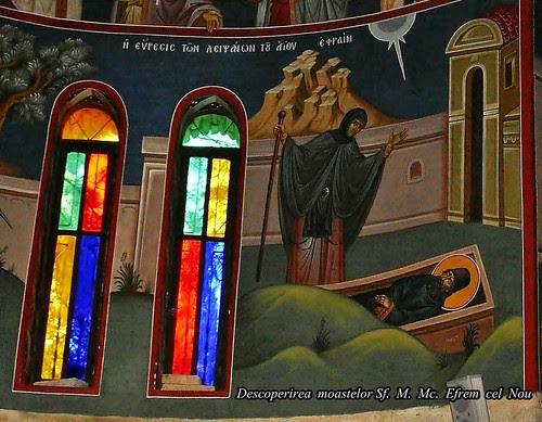 Sfântul  Mare  Mucenic  Efrem  cel  Nou 15