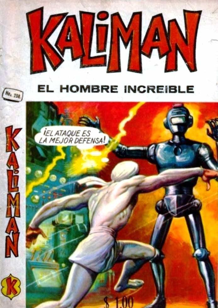 Kaliman 258
