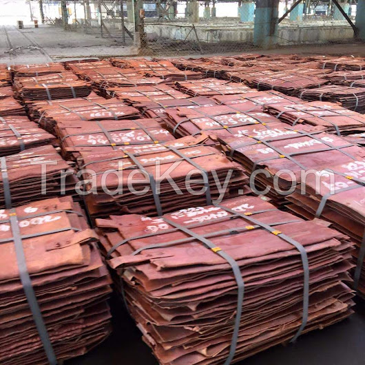 COPPER CATHODE By Acro Mining Consultancy Limited., Tanzania