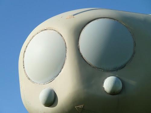 Sightless eyes