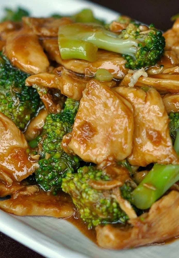 Chicken and Broccoli Stir Fry - Recipes, Dinner Ideas, Healthy Recipes & Food Guide