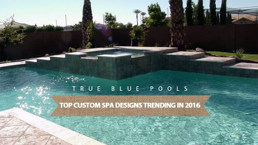True Blue Pools