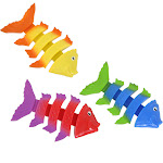 Swimways Fish Styx, Size: One Size