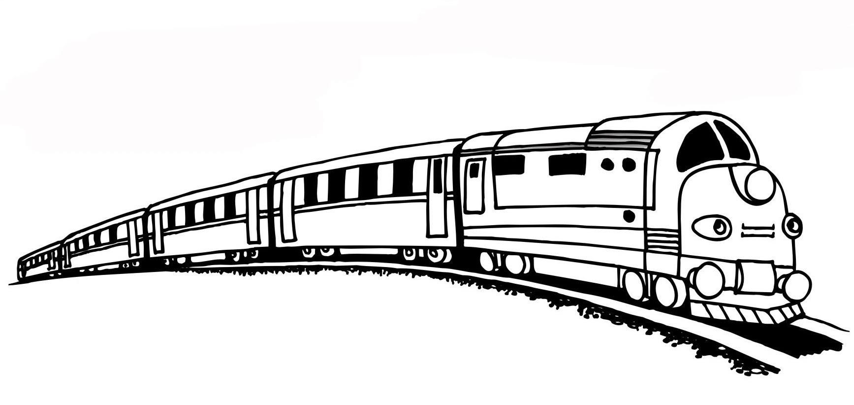 15 Malvorlagen Zug Kostenlos Top Kostenlos Färbung Seite Advents