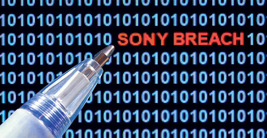 Lessons from the Sony Breach