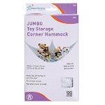 Jumbo Toy Storage Hammock